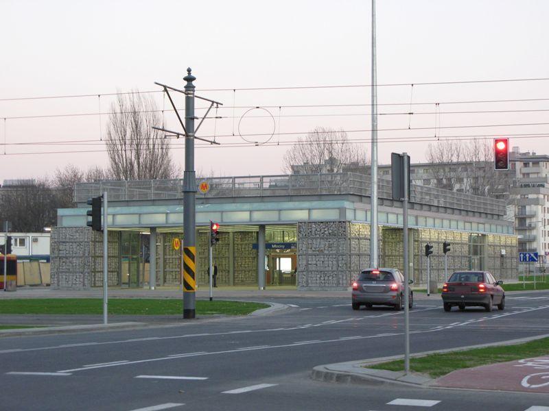 Stacja Młociny