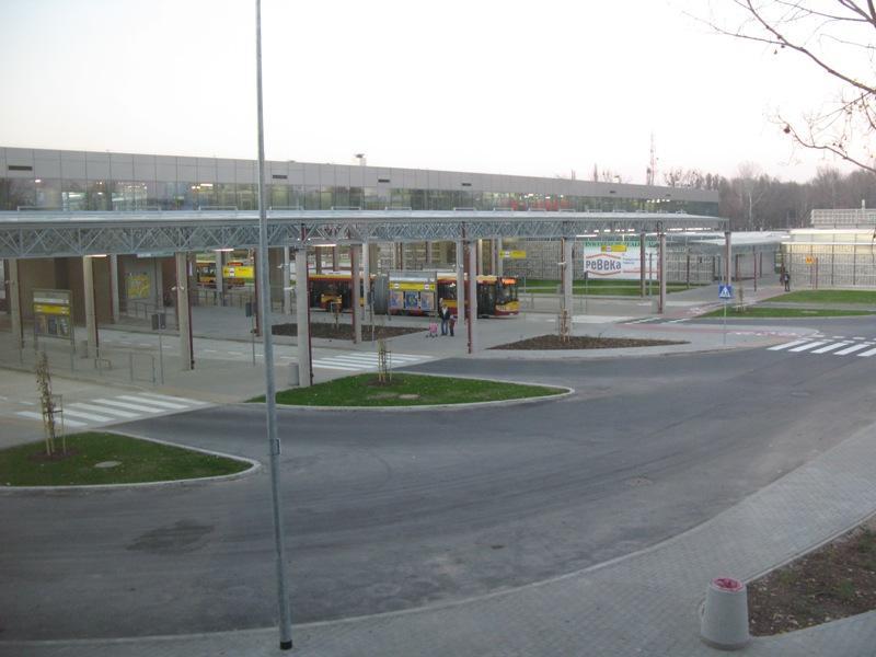 Pętla autobusowa Młociny