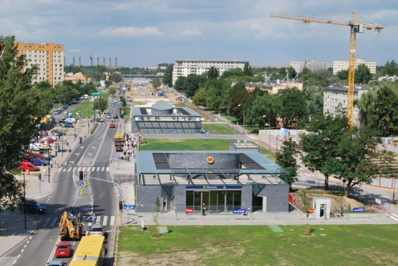 Budowa metra