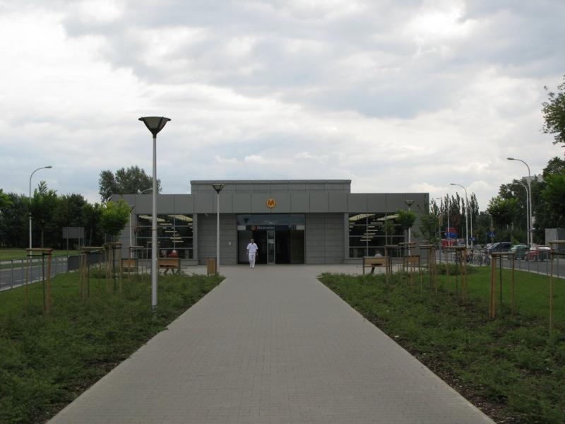 Stacja Słodowiec