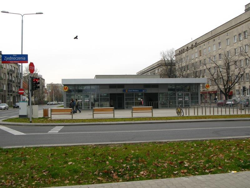 Stacja Stare Bielany