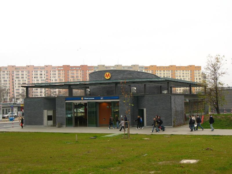 Stacja Wawrzyszew