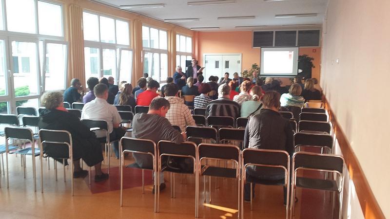 Spotkanie konsultacyjne na Targówku 4 czerwca