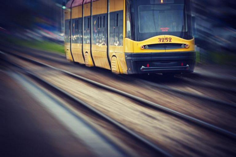 zdjęcie tramwaju WTP