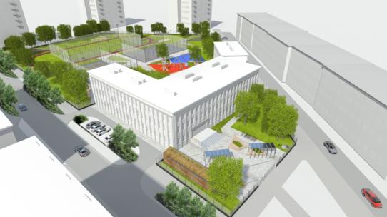 parking Spiska - wizualizacja 4