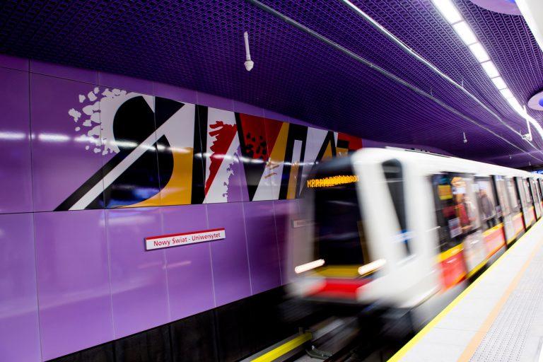 Siemens Inspiro na II linii metra