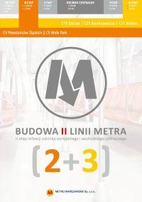 "Folder ""Budowa II linii metra - 2+3"""
