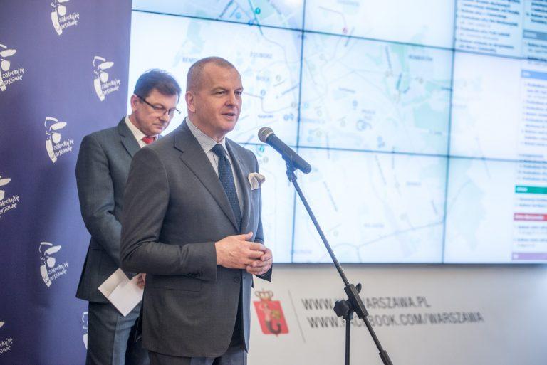 Konferencja warszawskie inwestycje i remonty w 2020 roku