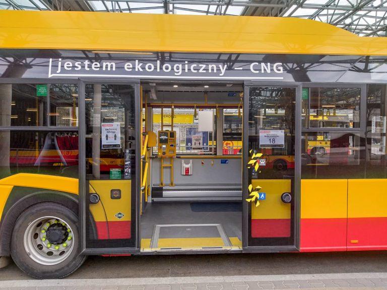 Warszawski Transport Publiczny realizuje zapisy znowelizowanego rozporządzenia