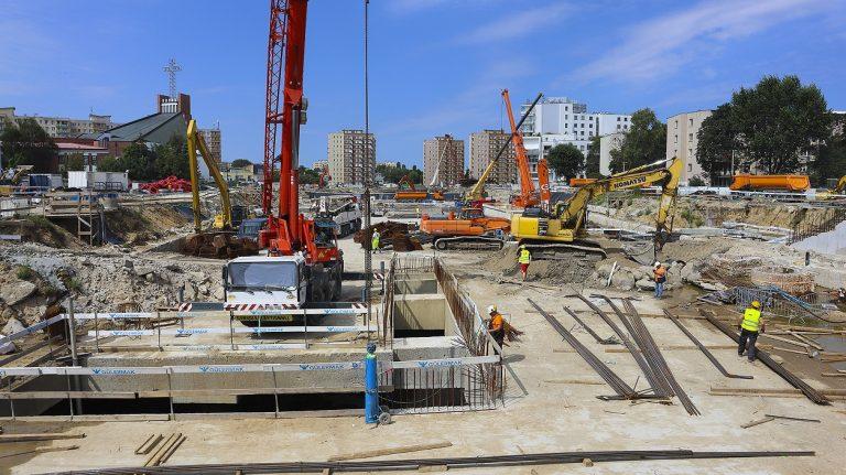budowa linii M2