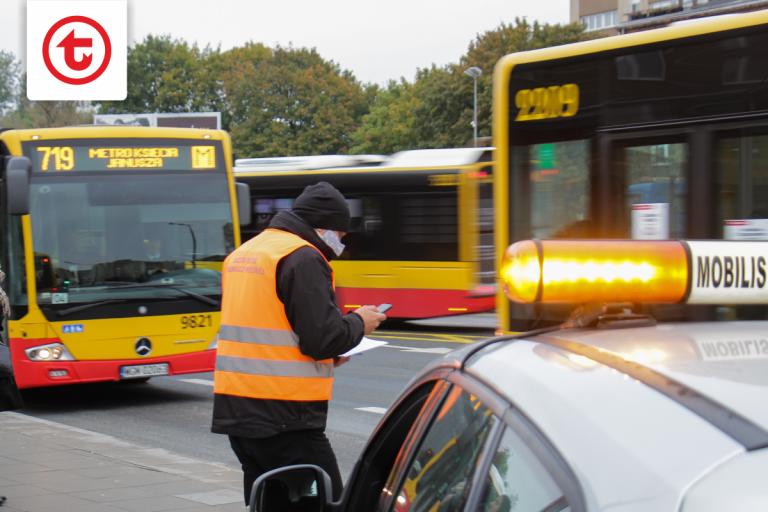 Badanie napełnień autobusów