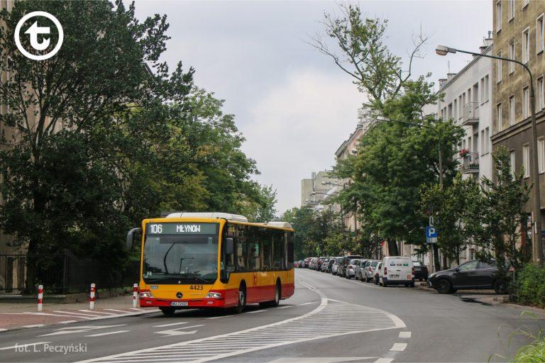 autobus linii 106