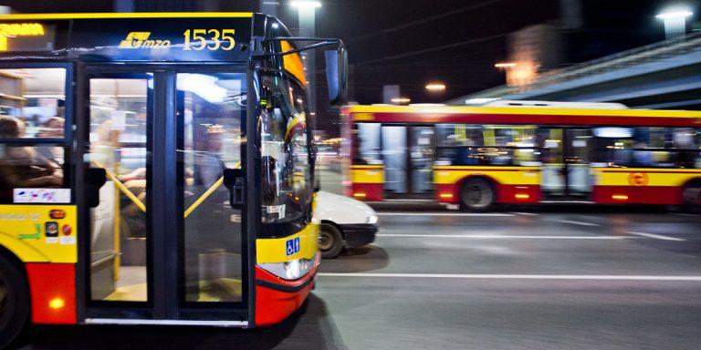 autobusy nocne