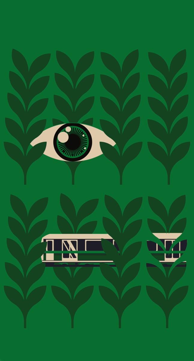 grafika promocyjna eko transport