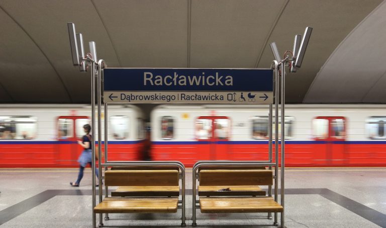 Stacja metra Racławicka