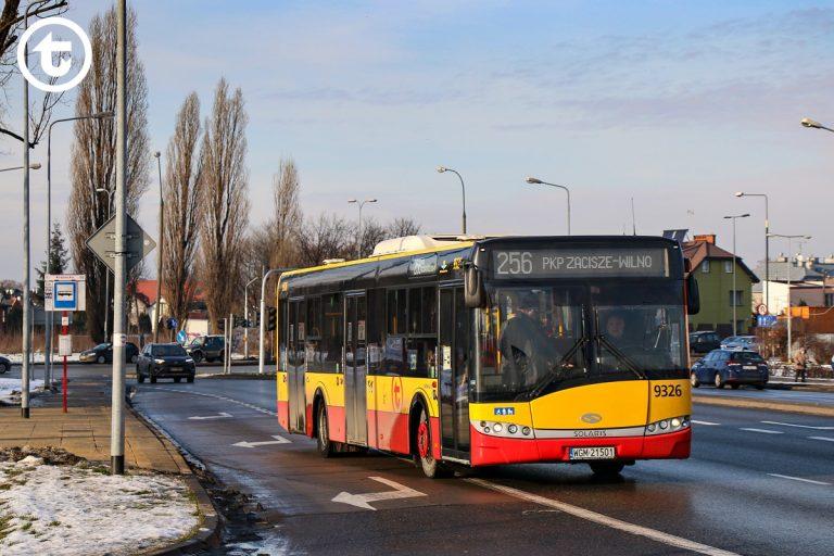 autobus linii 256