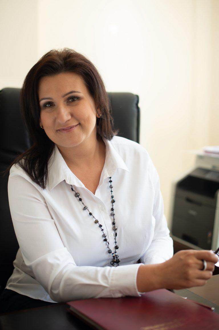 Dyrektor ZTM Katarzyna Strzegowska