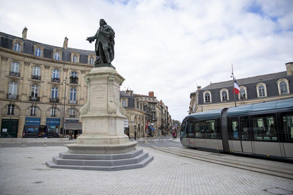 zdjęcie w poznaniu w Bordeaux - fot. Bordeaux Métropole