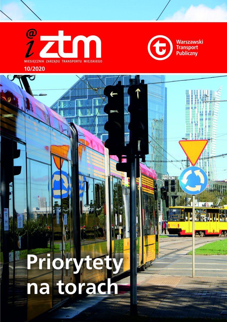 okładka newslettera iZTM nr 10/2020